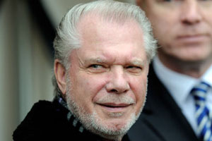 David Gold West Ham