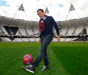 Mark Noble Olympic Stadium