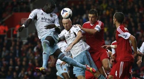 Saints vs West Ham United