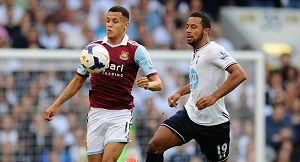Tottenham vs West Ham 2013