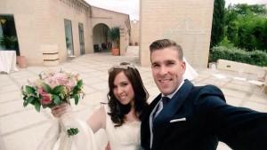 Adrian West Ham Married