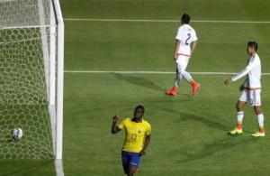 Enner Valencia Goal vs Mexico