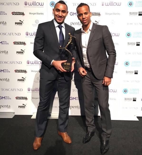 London Football Awards 2016 Payet