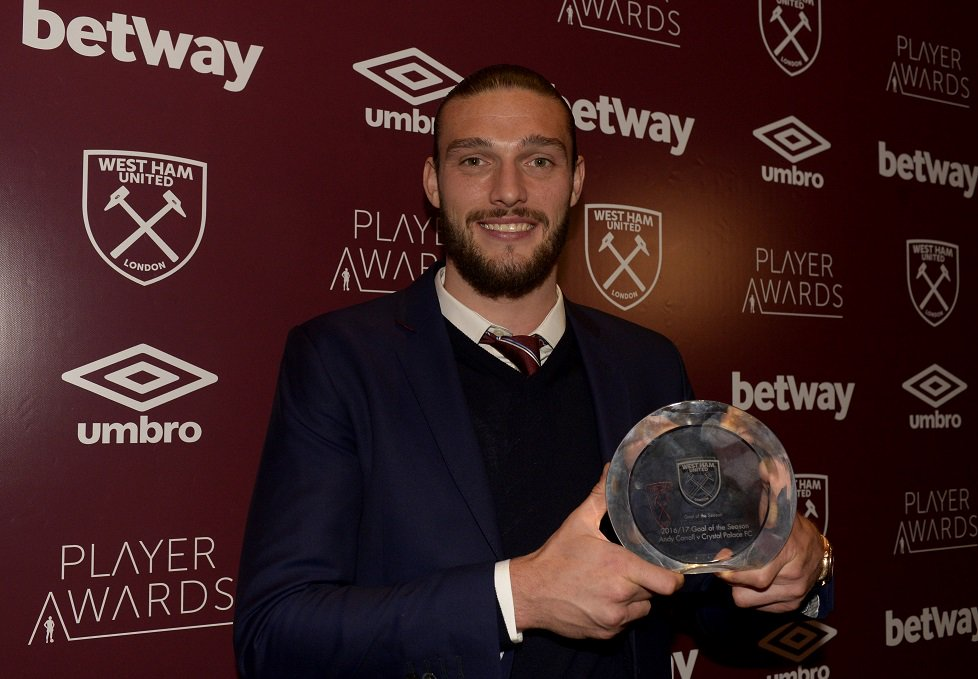 Carroll Goal of the Season