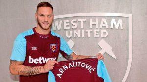 Arnautovic West Ham