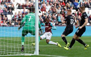 Sakho Goal vs Swansea