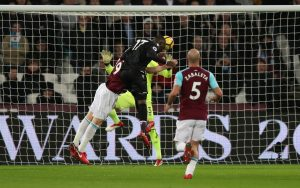 Benteke Header v West Ham