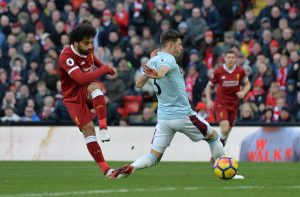 West Ham player ratings vs Liverpool (A)- How did the Hammers perform at Anfield?