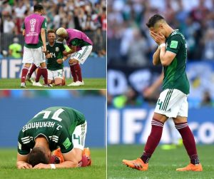 WC update- Hernandez's Mexico stun defending champions Germany