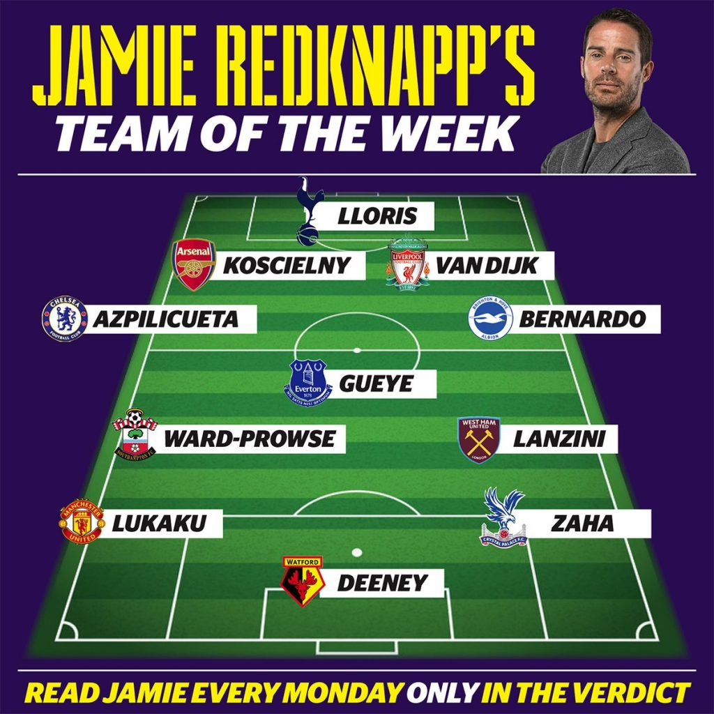 Redknapp Team of the Week Round 29 Lanzini